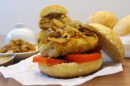Pão de Batata para Hambúrguer Vegano