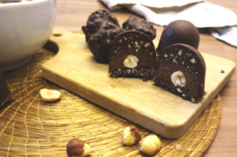 Ferrero Rocher + Nutella Vegana